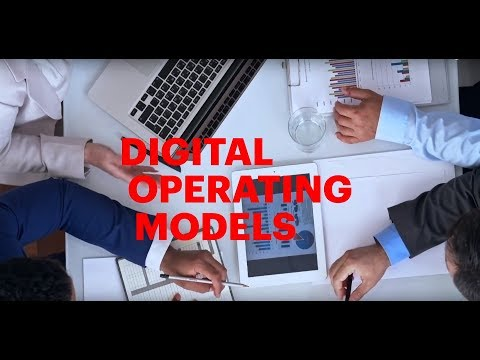 Adapt to survive: An agile operating model for the digital age