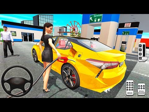 Toyota Camry SE: Japanese Edition - Car Simulator Japan - Android Gameplay
