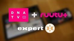 Expert ja DNA TV - Ruutu Plus