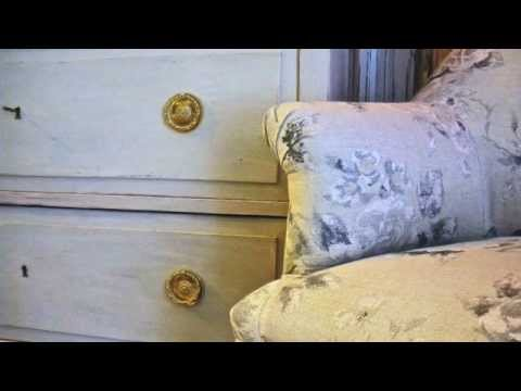 Chalk Paint Versailles Annie Sloan. Comoda Antigua - YouTube