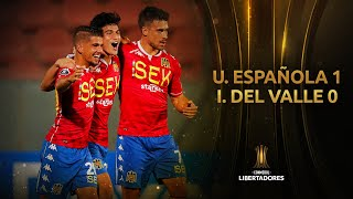 Unión Española vs. Independiente del Valle [1-0] | Fase 2 | CONMEBOL Libertadores 2021