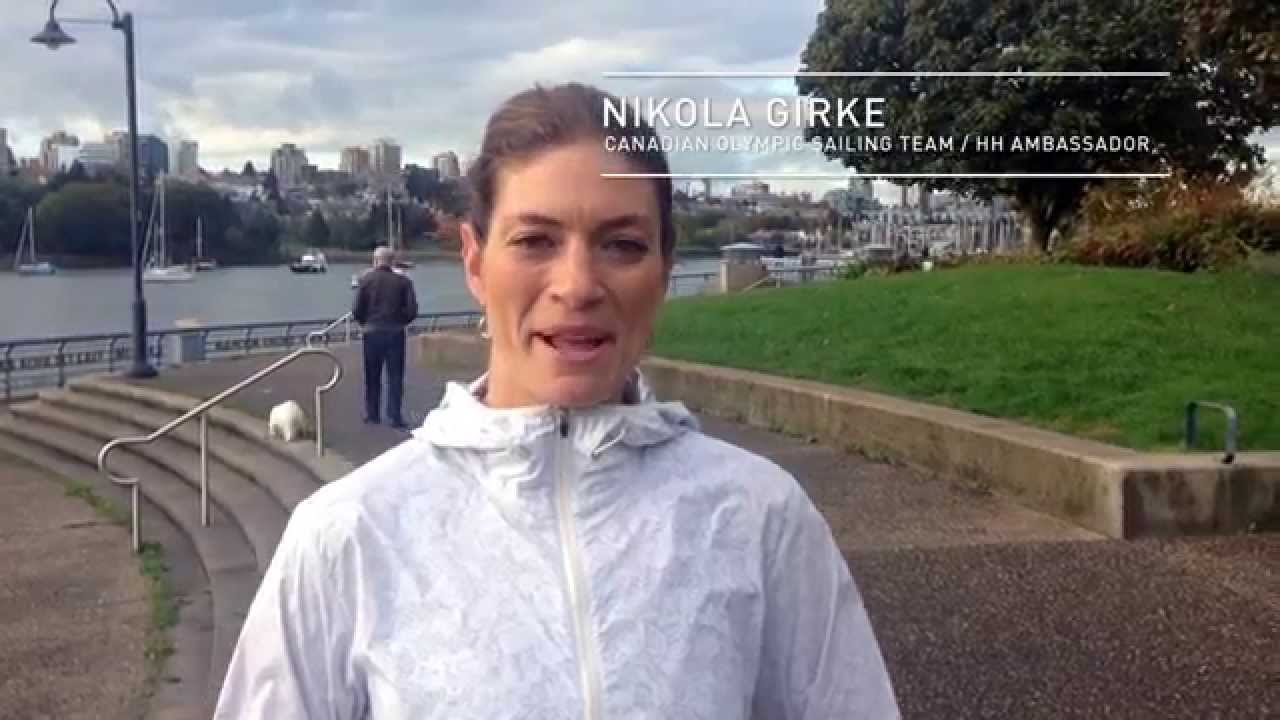 Nikola Girke Reviews The W Aspire Jacket Youtube
