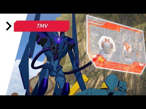 Transformers: Robots in Disguise - Soundwave and Laserbeak - Point of No Return [TMV]