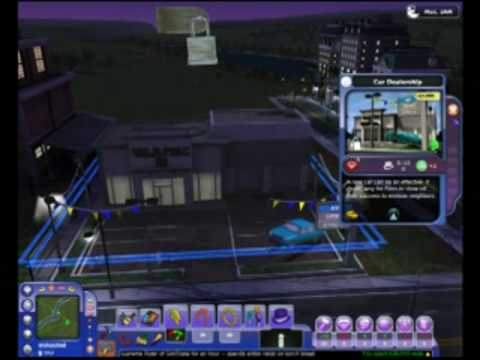 Sim City Societies, Industrial City