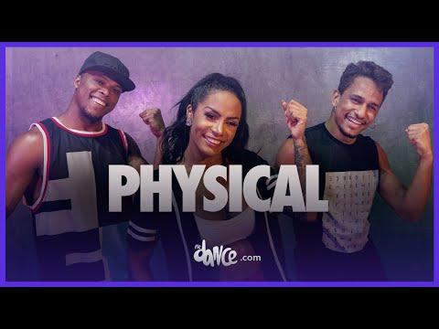 Physical - Dua Lipa | FitDance Life (Coreografía Oficial)