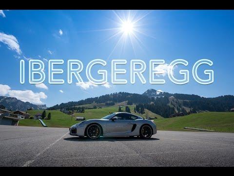 Ibergeregg - Descent - Porsche Cayman GTS