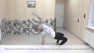 15. Macaco, CDR ON-LINE ACADEMY - Видео уроки по Капоэйре