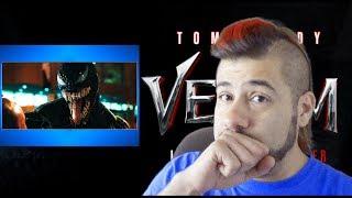 Venom Movie Official Trailer Review