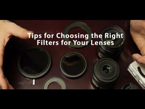 How to Choose the Right Variable ND Filter for Mirrorless Lenses