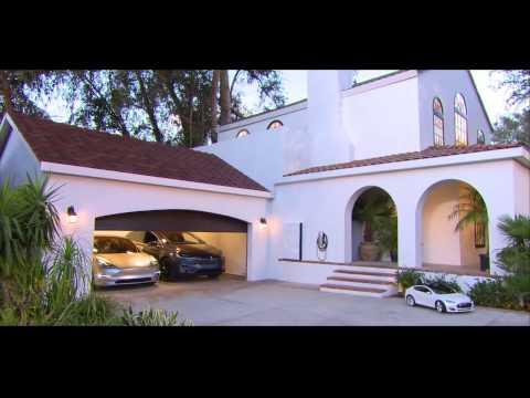 Tesla Unveils Powerwall 2 & Solar Roof