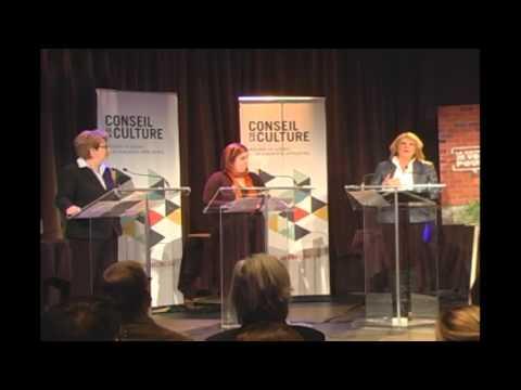 Débat sur les enjeux culturels 18 mars 2014