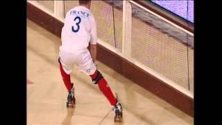 Campeonato del Mundo Hockey sobre Patines 2013 Luanda / España 5 - Francia 3