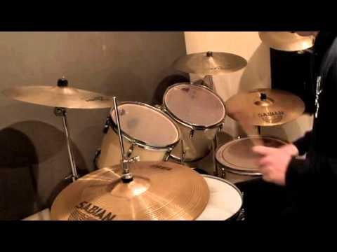 中学生ドラマー TOTALFAT 【Place to Try】 叩いてみた Drum Cover  ドラム 叩いてみた
