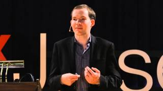 The will of opportunity -- the path of autism to college | Kerry Magro | TEDxJerseyCity