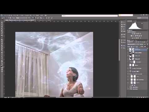How to create nirvana - speed photoshop