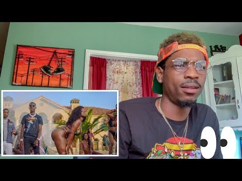 young-dolph,-key-glock---water-on-water-on-water-(official-video)-|-reaction