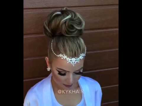 beauty queen hairstyle