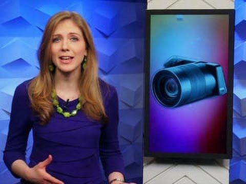 Pogue Review: Lytro Illum Camera