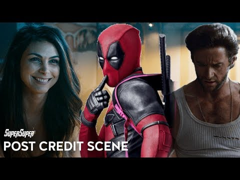 Deadpool 2: Post Credit Scenes Explained in Hindi | SuperSuper