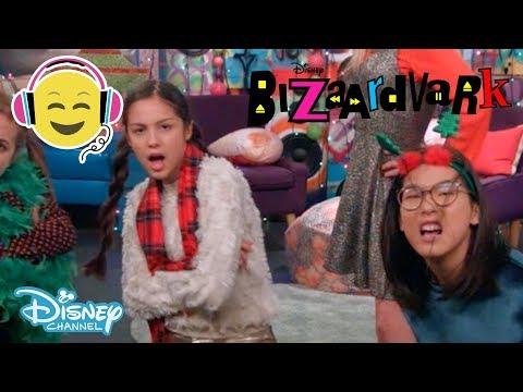 Bizaardvark | Lip Sync Battle - Christmas Special | Official Disney Channel UK