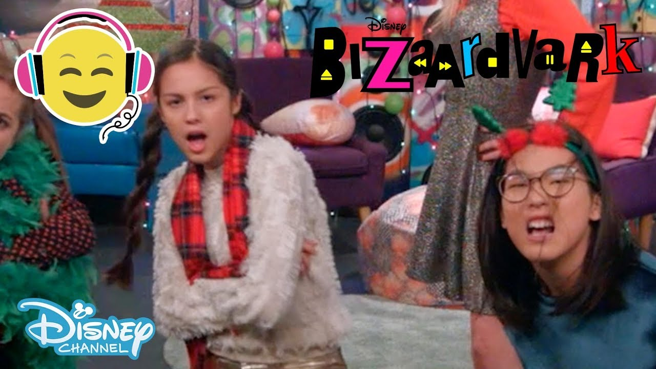 bizaardvark lip sync battle christmas special official disney channel uk