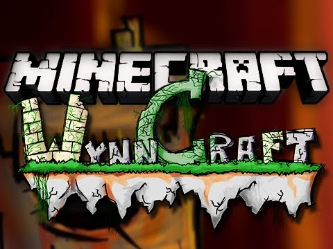 MINECRAFT RPG SERVER: WynnCraft Overview! (HD)