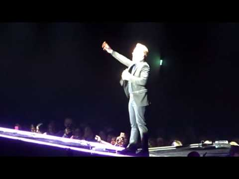 Olly Murs Back Around Glasgow SSE hydro 24 HRS Tour