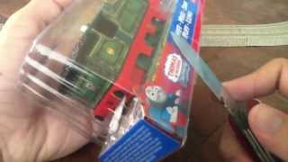 TrackMaster Whiff unboxing and run