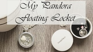 My Pandora Floating Locket Necklace | How I Design