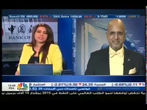 Interview with CNBC Arabia - People's Bank of China Action – 12-Aug-2015