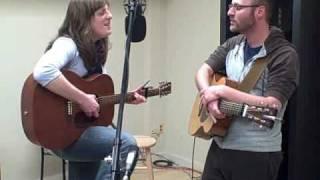 "Robby Hecht & Rose Polenzani ""When The River Meets The Sea"""