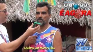 Entrevista com o Vigilante Adailton José Moreira de Angico TO