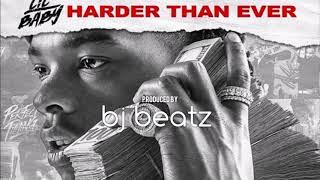 Lil Baby x Quando Rondo x Harder Than Ever Type Beat - G5 Music [Prod. By Bj Beatz]