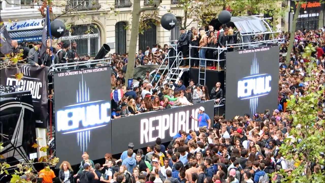 Techno Parade Paris 2013