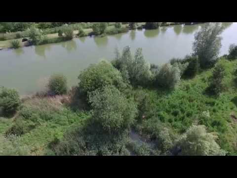 Carp Fishing In The UK On Crowsheath Fishery