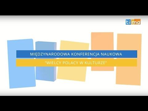 """Konferencja prasowa WSKSiM """"Wielcy Polacy w kulturze"""""""
