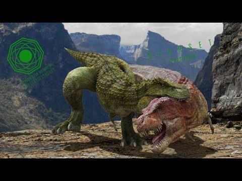 Speckles The Tarbosaurus Tribute