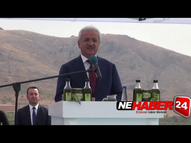 Başkan Başsoy Derik Zeytin Festivaline Katıldı