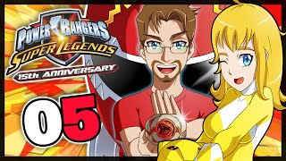 POWER RANGERS Super Legends - Part 5 Ninja Staff Meeting! co-op