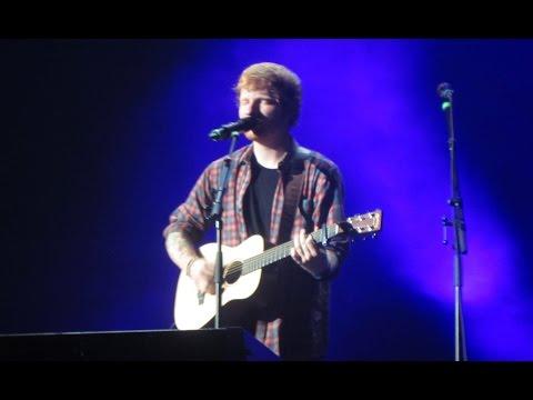 Ed Sheeran - Arena at the Gwinnett Center (2nd Row)