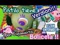 PISTILO TIENE VERDION !! :( y las Espumantis BOLICELA !!! Vamos con la Enfermera Tania !!! ;)!!!
