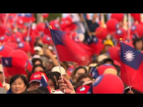 Taiwan election: islanders to vote on name-change