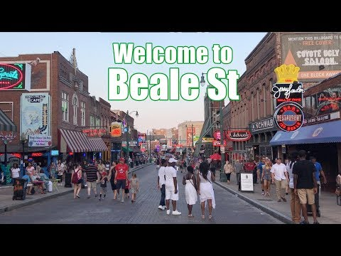 Beale St and Rain | Motorcycle Trip | Day 4