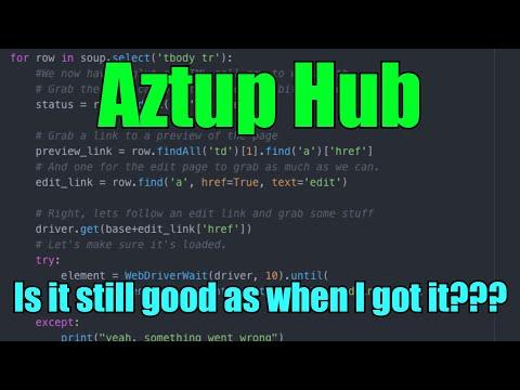 Aztup Hub (Script Hub) Is It Still As Good As I Remember???