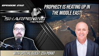 TSR 252: How American & Israeli Politics Affect End Times Bible Prophecy   Zev Porat