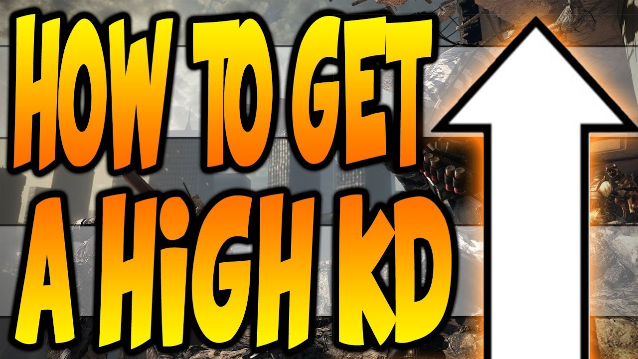 how to get a high k d in call of duty ghosts cod. Black Bedroom Furniture Sets. Home Design Ideas