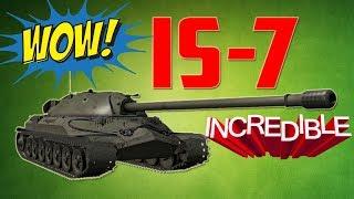 Pokaż co potrafisz !!! #1153 - Nieprawdopodobna akcja... IS-7