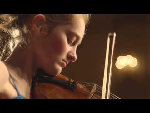 Alles klinkt mooier in Het Concertgebouw - Ook een bedankje met Noa Wildschut