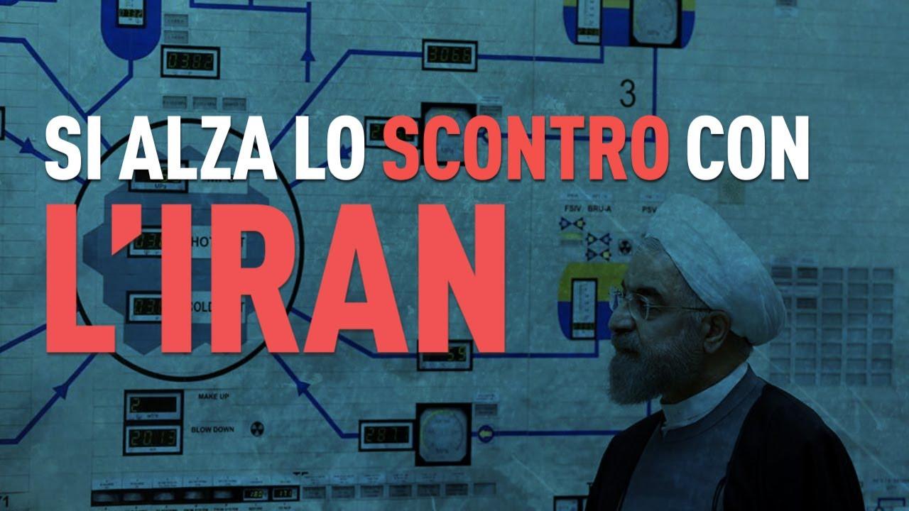 PTV News - 11.07.19 - Si alza lo scontro con l'Iran