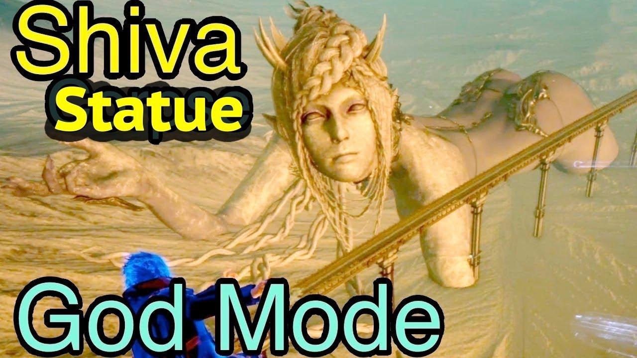 God Mode - Final Fantasy XV Wiki Guide - IGN